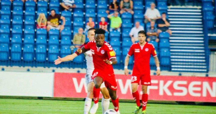 Asante Kotoko complete third summer signing after confirming transfer of Patrick Asmah from Atalanta