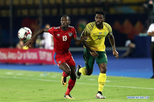 South Africa held to 1-1 draw by Namibia in homeland