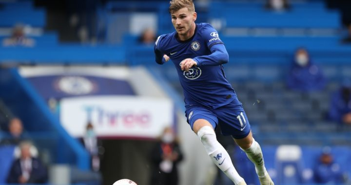 Timo Werner hits Premier League brace as Chelsea held to 3-3 draw by Southampton