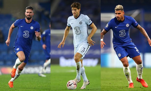 The three Chelsea players who could still join Inter Milan in January