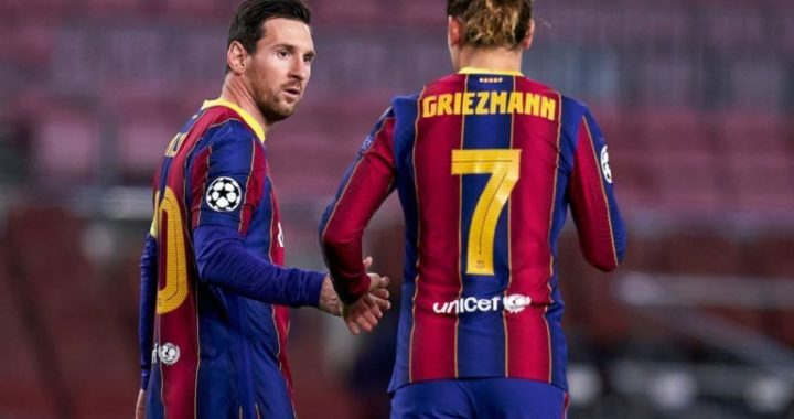 Barcelona could lineup strongly against Juve in UEFA Champions League
