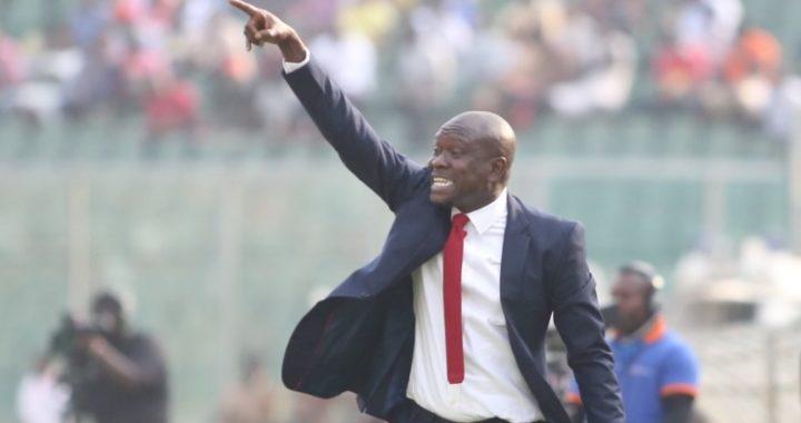Black Stars boss CK Akonnor revelation about Asante Kotoko-Al Hilal Caf Champions League dressing room visit