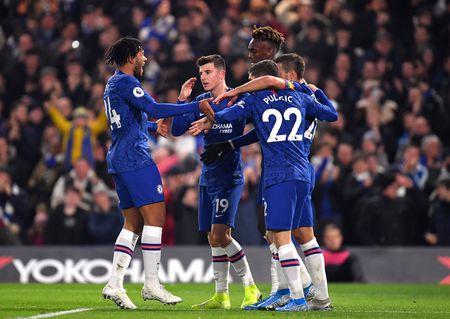 Anwar El Ghazi volley sees stubborn Aston Villa hold lacklustre Chelsea to a 1-1 draw