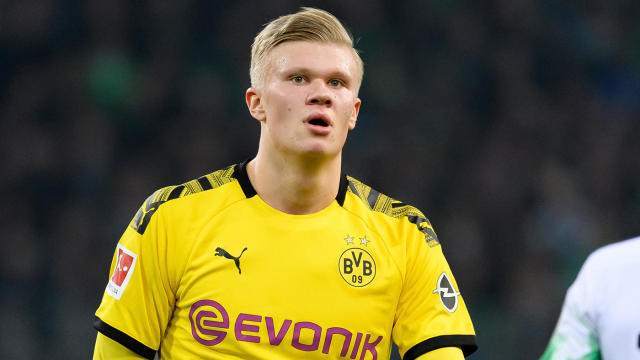 Chelsea join race to lure Erling Haaland from Borussia Dortmund