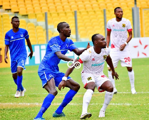 Asante Kotoko defeated by Al Hilal in Caf Champions League as second leg becomes more difficult