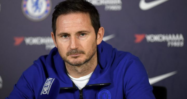 Frank Lampard every word on Chelsea's trip to Everton, Christian Pulisic, injury latest