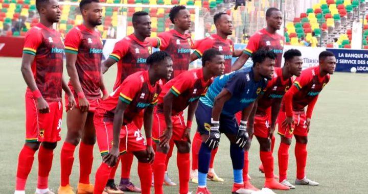Asante Kotoko name strong 22-man squad ahead of Al Hilal clash in Sudan