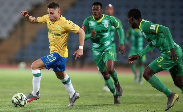 Lyle Lakay and Zwane strikes hand Mamelodi Sundowns 2-0 victory over Baroka FC in Dstv premiership