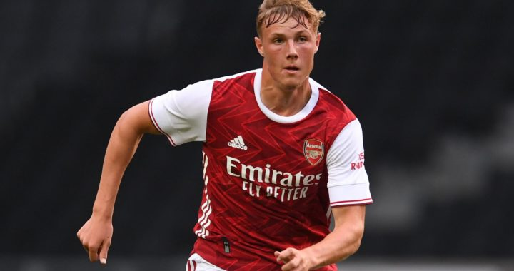 Arsenal youngster Daniel Ballard makes revelation about making Arteta's first-team in coming years