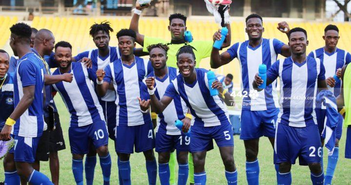 Match Report: Hearts of Oak 0-2 Great Olympics as it happened, Ghana Premier League 2020/2021
