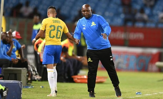 Pitso Mosimane reveals 'plans' he signed Gaston Sirino for Sundowns amid chances of Uruguayan joining Al Ahly