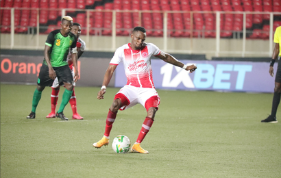 Simba beat AS Vita Club away to open strong start to group stages of Caf Champions League