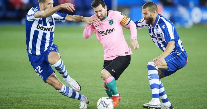 Alaves vs Barcelona Laliga: Catalan club set to record victory over Alaves plus Bryan Gil transfer