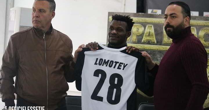 ES Setif complete signing of Daniel Lomotey after unveiling Ghana Premier League top scorer