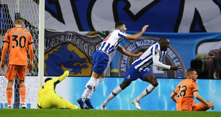UEFA Champions League 2021: How FC Porto beat Juventus 2-1 in Dragao