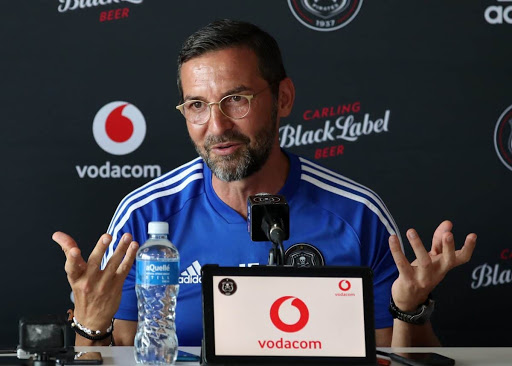 Pirates boss Zinnbauer identifies obstacles in Caf Confederation tie against 'strong' Jwaneng Galaxy
