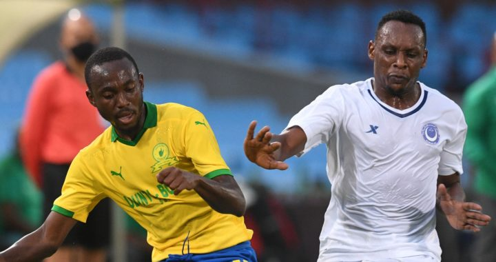 Caf Champions League 2021: Mamelodi Sundowns claim superiority over Al Hilal in 2-0 victory
