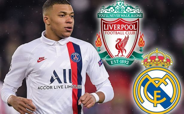 Theory that Liverpool's chances of signing Kylian Mbappe depend on two Real Madrid stars