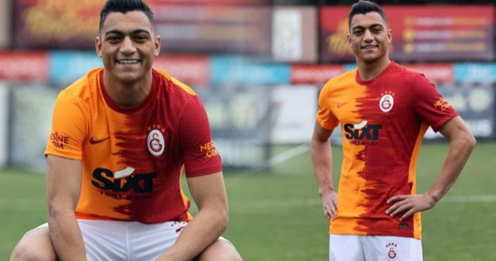 Mostafa Mohamed could make his debut against Istanbul Basaksehir after training with Galatasaray on Monday
