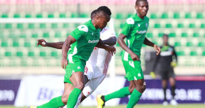 Naspa Stars 2-2 Gor Mahia: Emmanuel Mayuka heroics dents Mahia qualification hopes as Naspa burst into Caf Confederation Cup group stages