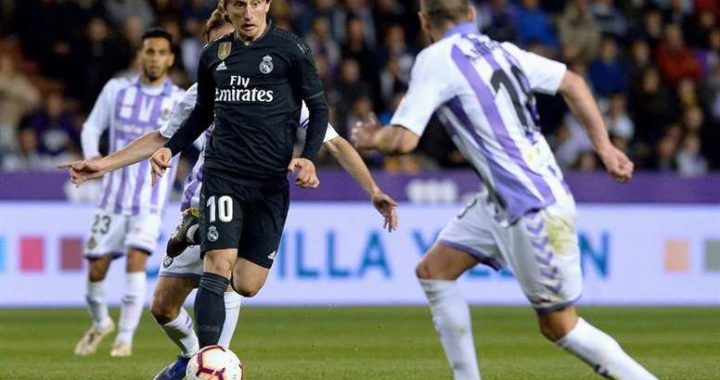Valladolid vs Real Madrid confirmed lineups as Mariano leads line while Benzema missing Laliga 2020-2021