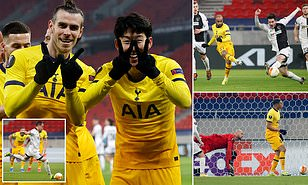 Gareth Bale shows signs of promise as Tottenham put Wolfsberger tie to bed
