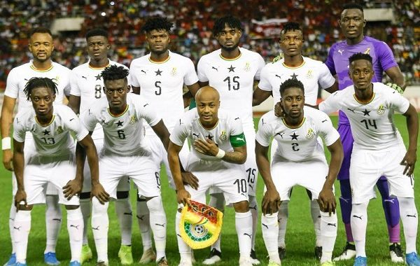 Ghana name squad to face South Africa and Sao Tome in Afcon qualifiers as local players dominate list
