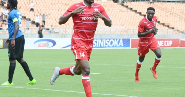 Simba 1-0 Al Ahly: Luis Miquissone first half opener sinks Reds in Dar es Salaam as Simba go top of group A