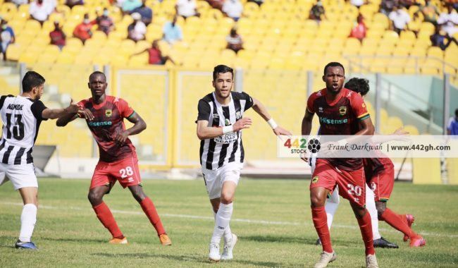 Asante Kotoko Ghana Premier League title downplayed after former player rating exit of Kwame Opoku on Porcupines chances