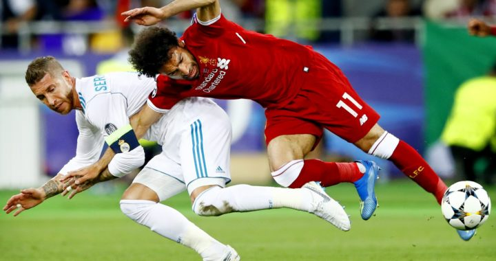 Egyptian star Mohamed Salah renewing rivalry with Sergio Ramos in UEFA Champions League quarter finals