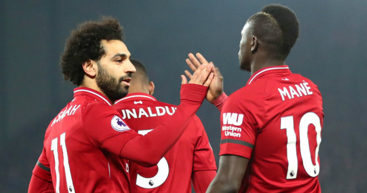 African stars SALAH and MANE have 'imperfect relationship' at Liverpool- revealed