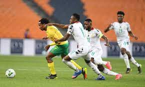 How Ghana forced South Africa in 1-1 draw to book place in 2022 Afcon in Cameroon plus player ratings against Bafana Bafana