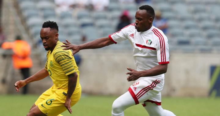 Bafana Bafana Ntseki boss- Schedule gives Sudan an advantage over Bafana Bafana
