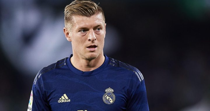 Real Madrid face potential injury worry ahead of Champions League quarter-finals clash with Liverpool after Kroos redrawn from Germany squad for World Cup qualifiers