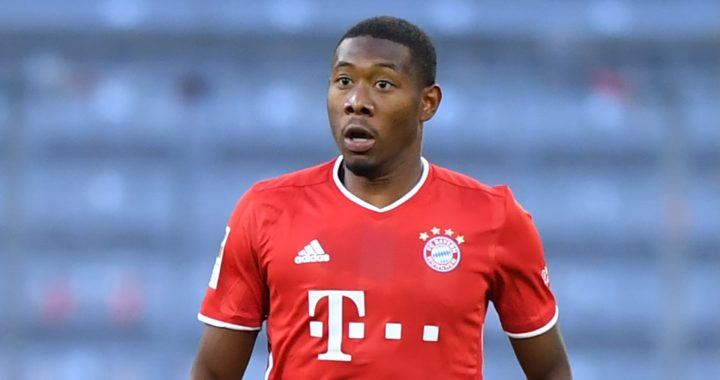 Real complete signing of David Alaba with official announcement of transfer agreed to be made in summer