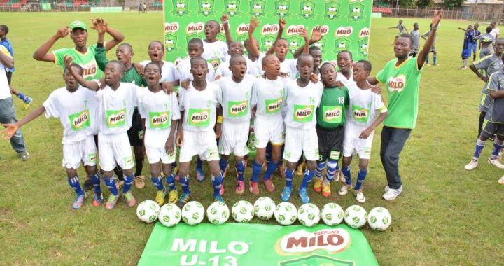 Juvenile football development in Ghana as GFA introduces young competition after launching Juvenile Football Season