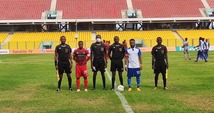 Match Report: Great Olympics 0-0 Asante Kotoko as it happened, as Ghana Premier League top table clash ends in goalless draw