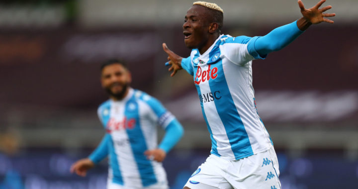 How Nigerian International Victor Osimhen fired Napoli against Torino into inspiring Champions League spot