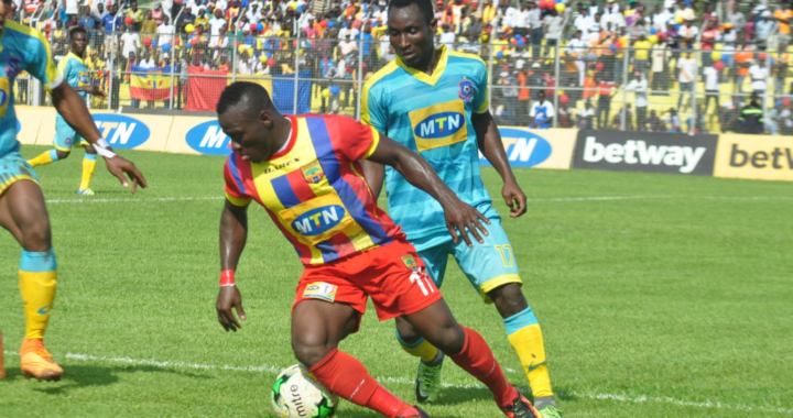 Patrick Razak shares light on Hearts of Oak winning Ghana Premier League this season but title hopes downplayed by boss