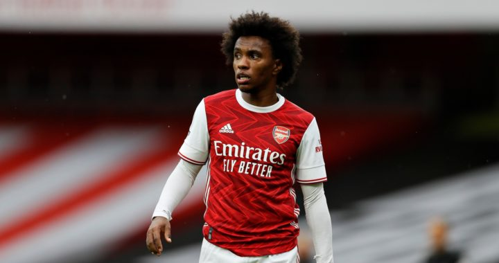 Willian outlines Arsenal trophy ambitions and MLS dream