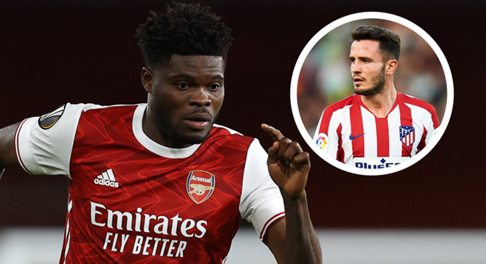 Partey praised by former Laliga teammate as Ghanaian International 'can become one of the world's best