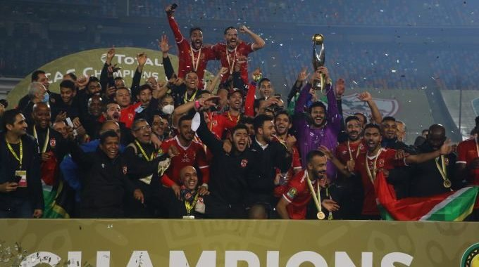 Al Ahly beat RB Berkane 2-0 to lift Caf Super Cup in seven years as Reds extend record to overall 7 titles