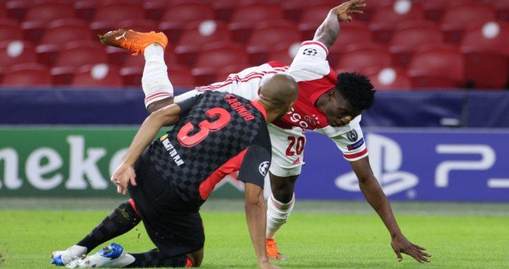 Ajax 3-0 Feyenoord: Mohammed Kudus scores as ten-man Ajax crush Feyenoord in Eredivisie Klassieker
