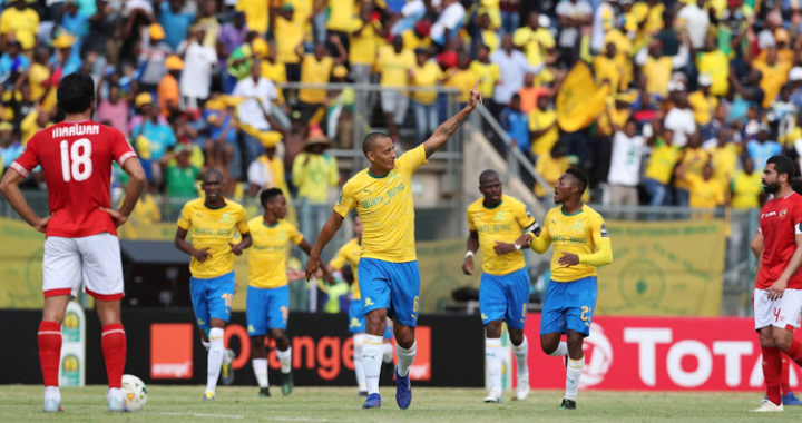 Al Ahly and Mamelodi Sundowns meet in enthralling Caf Champions League quarter finals as pressure mount on Mosimane