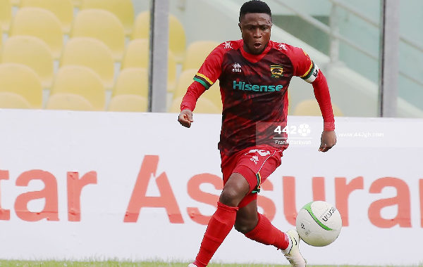 Asante Kotoko dealt huge blow ahead of title decider clash with Hearts of Oak after key player charged for misconduct