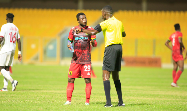 Kotoko boosted ahead of Season's decider as Star man Gyamfi set to be available against Hearts of Oak