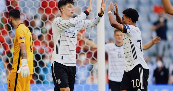 How Chelsea fans react to Kai Havertz performance in Germany 4-2 victory over Portugal in Euros