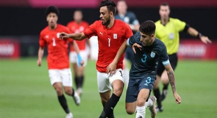 Medina goal sink EGYPT as Argentines bounce back with win at Tokyo Olympics
