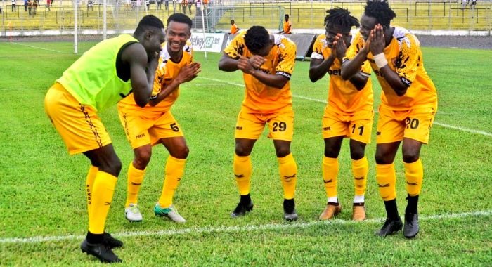 Ash Gold beat Kintampo Top Talent 4-2 to reach FA Cup semifinals