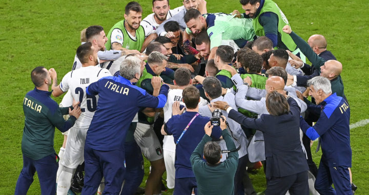 Italy book Euro 2020 semifinals place with Spain after 2-1 defeat of Belgium in Munich
